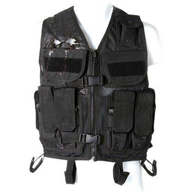74: SGU Black Tactical Vest