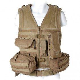 SGU Tan Tactical Vest