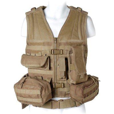 75: SGU Tan Tactical Vest