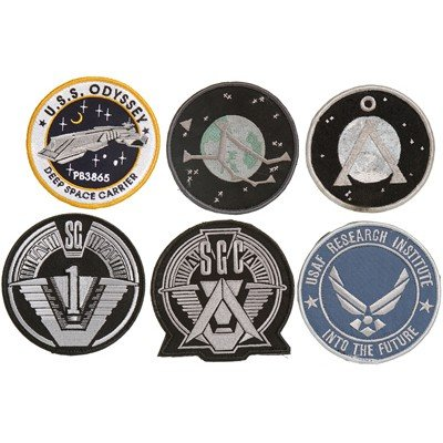 79: Stargate Patch Collection