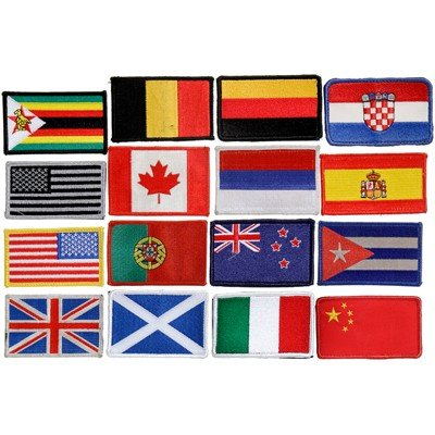81: Atlantis Expedition Country Flags Collection