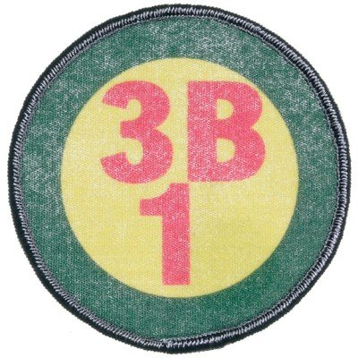 87: Stargate SG-1 Russian Team Patch from the Tomb