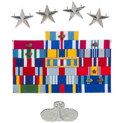 94: General Landry Uniform Accessories