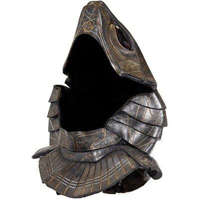 95: Teal'c's Open Serpent Guard Helmet