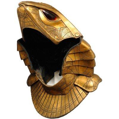 96: Apophis Open Serpent Helmet