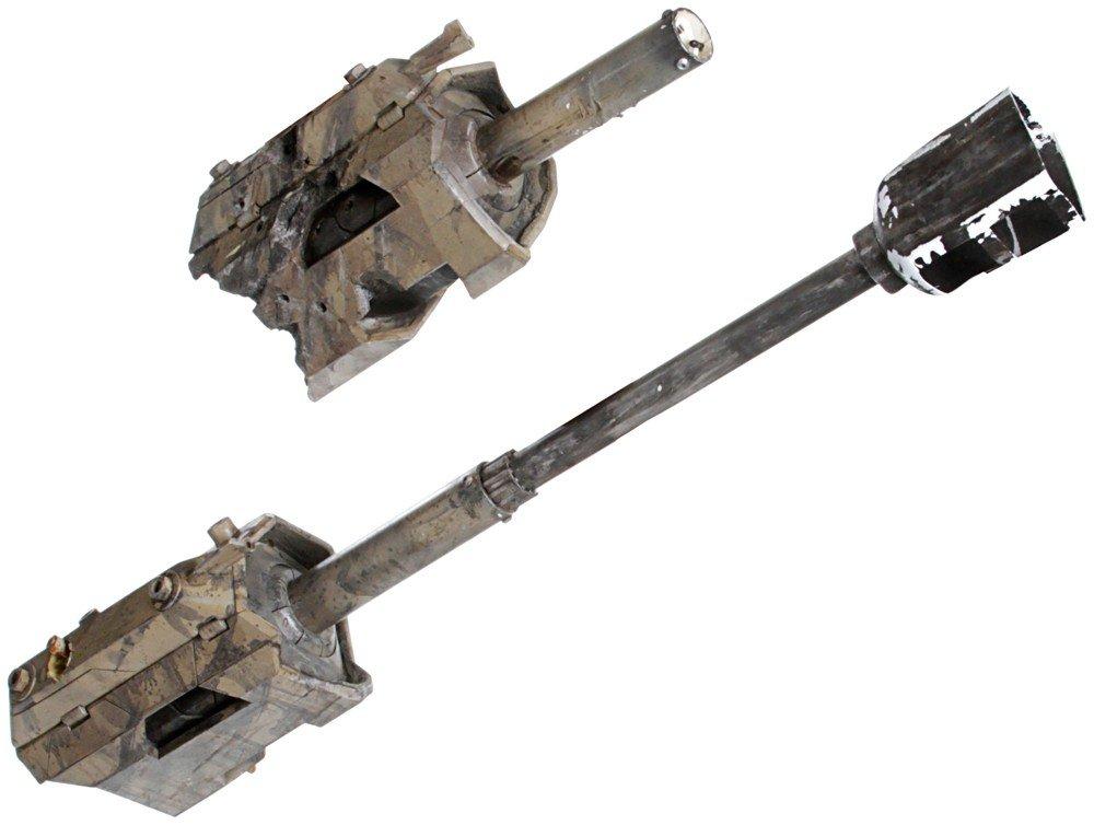 10: Iron Man 2 Hammer United States Drone Cannon Set