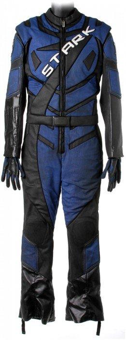 13: Iron Man 2 Tony Stark Hero Racing Suit