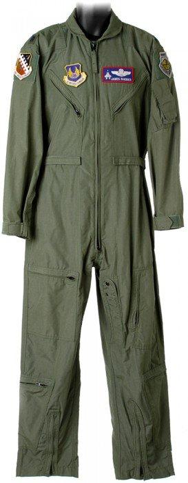 Iron Man 2 Lt. Col. James Rhodes Green Flight Suit