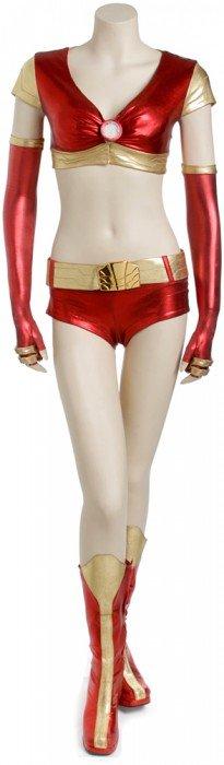 Iron Man 2 Ironette Costume