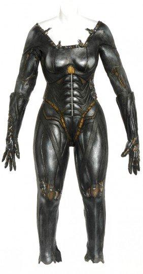 3: Star Trek: The Experience Borg Queen Costume