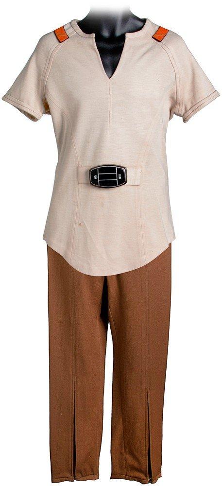 5: Star Trek: TMP Class-B Starfleet Uniform
