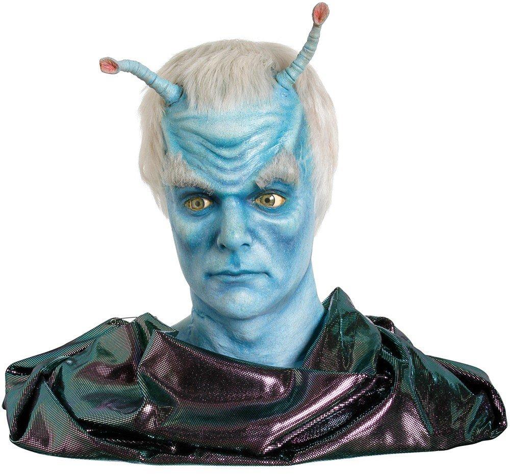 10: Star Trek: The Experience Andorian Bust