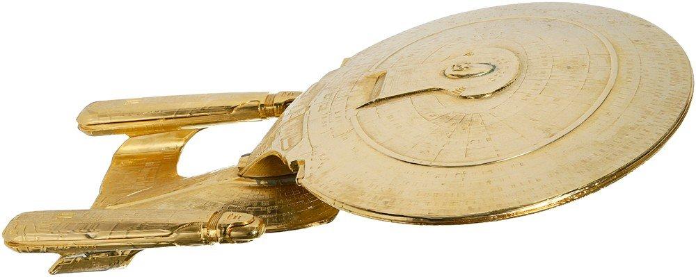 18: Star Trek: Nemesis Enterprise-D Model