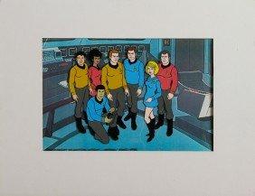 53: Star Trek: The Animated Series Film Cell