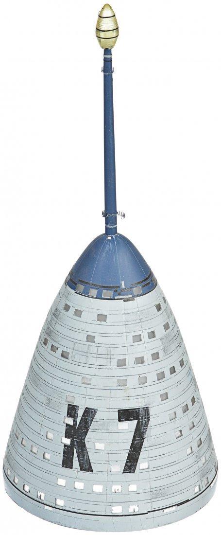 Star Trek: Deep Space Nine K7 Dome Section Miniature
