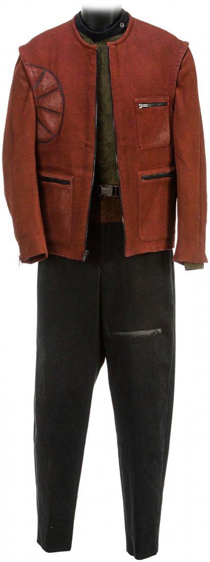 Star Trek: First Contact Geordi La Forge 21st Century