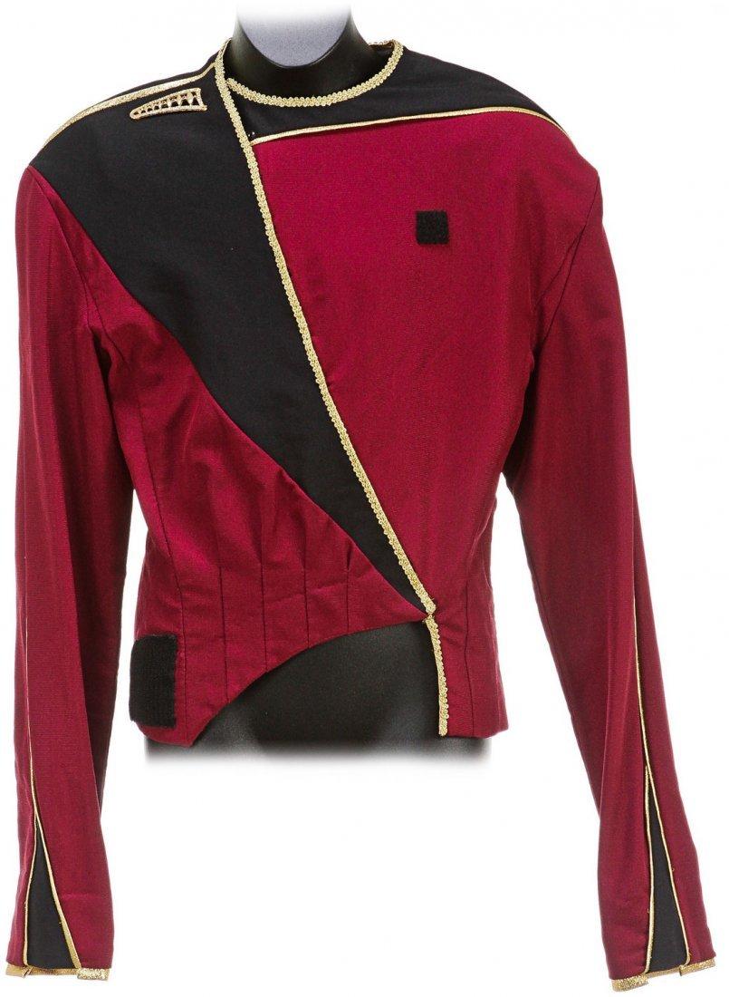 Star Trek: The Next Generation Admiral Mark Jameson