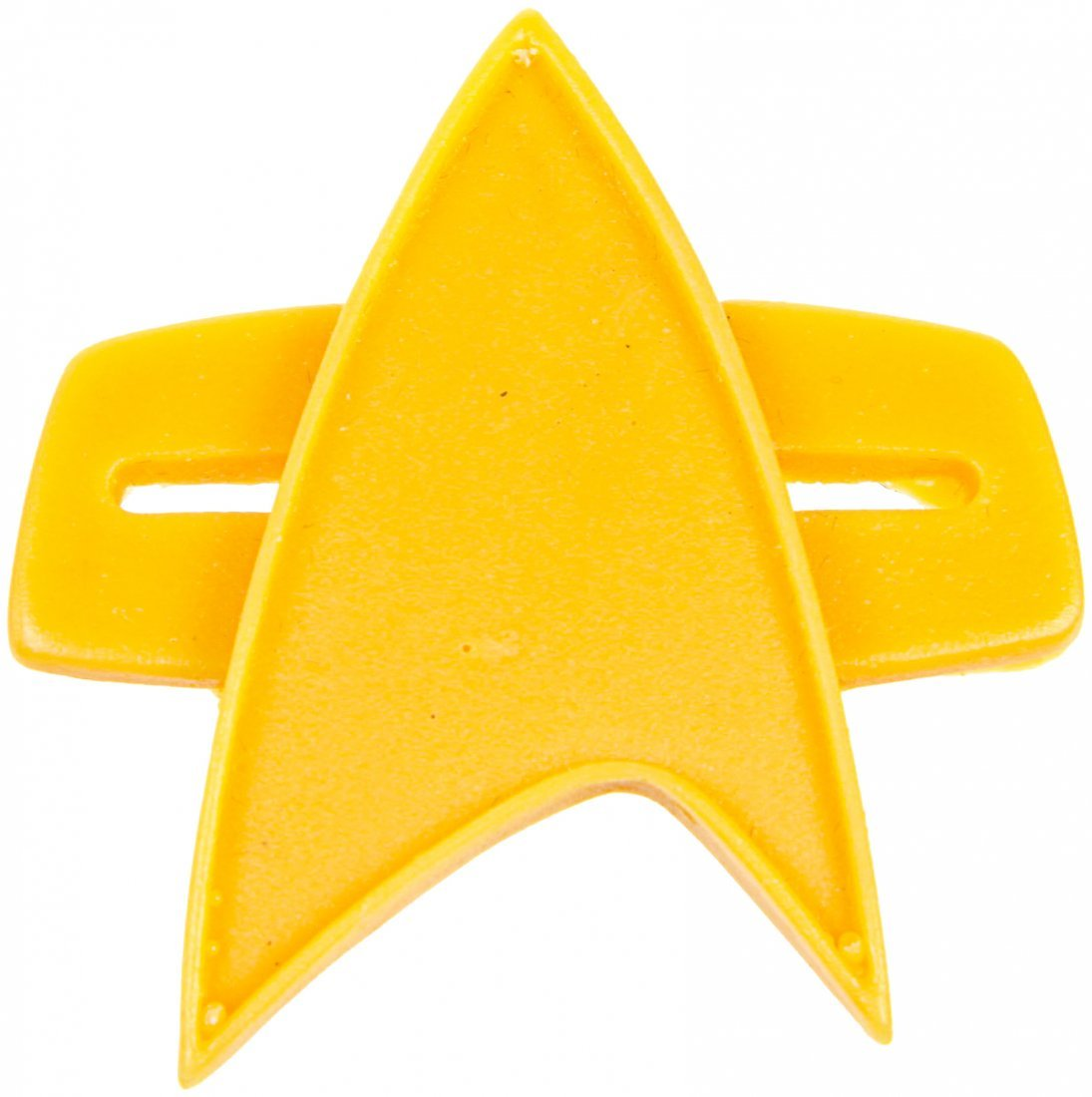 Star Trek: Deep Space Nine Starfleet Communicator Badge