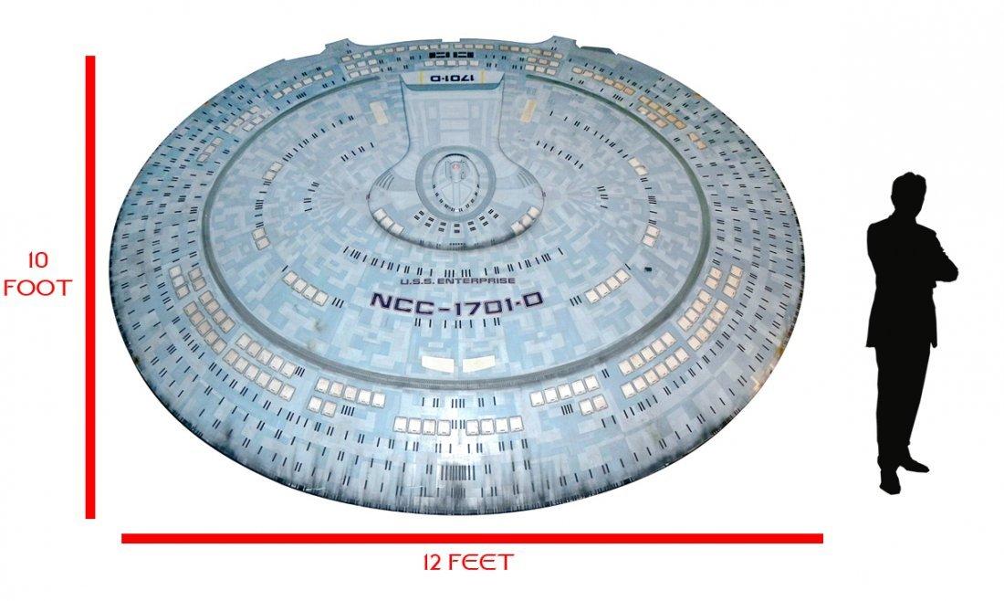 Star Trek: Generations U.S.S. Enterprise D Saucer - 5