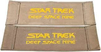 Star Trek Director ChairBack Collection