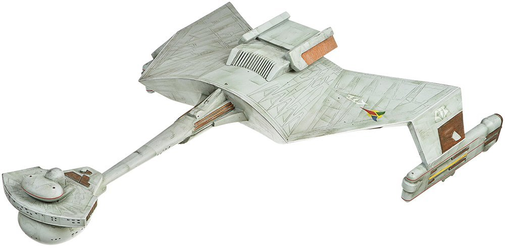Star Trek: Deep Space Nine Klingon Warbird Miniature