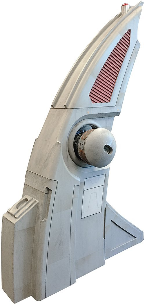 Star Trek: Deep Space Nine Large Weapons Pod Miniature