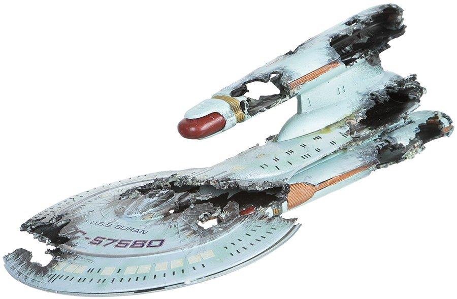 Star Trek: The Next Generation U.S.S. Buran Miniature - 2