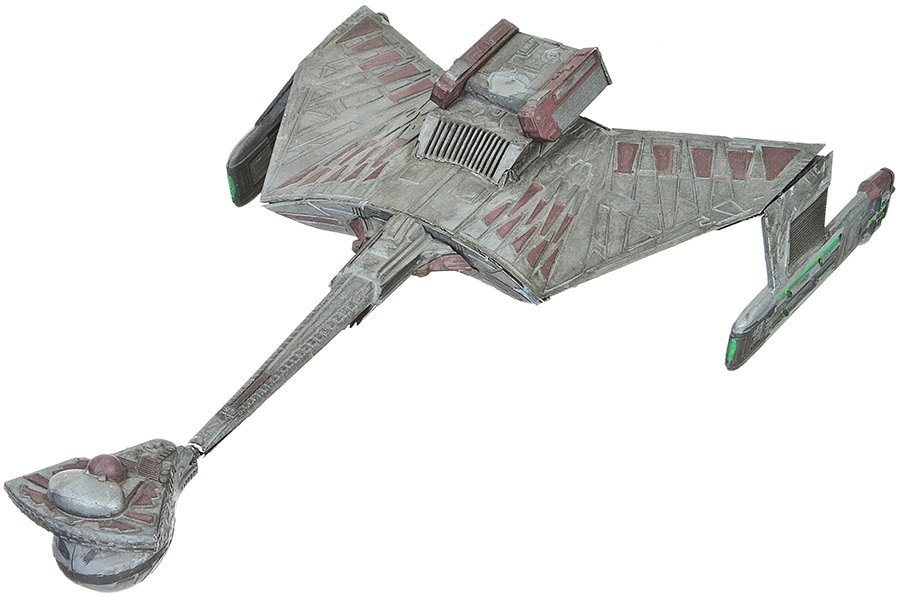 Star Trek: Deep Space Nine Klingon Battle Cruiser