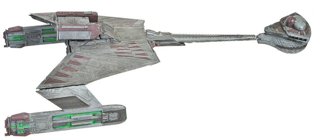 Star Trek: Deep Space Nine Klingon Battle Cruiser - 3