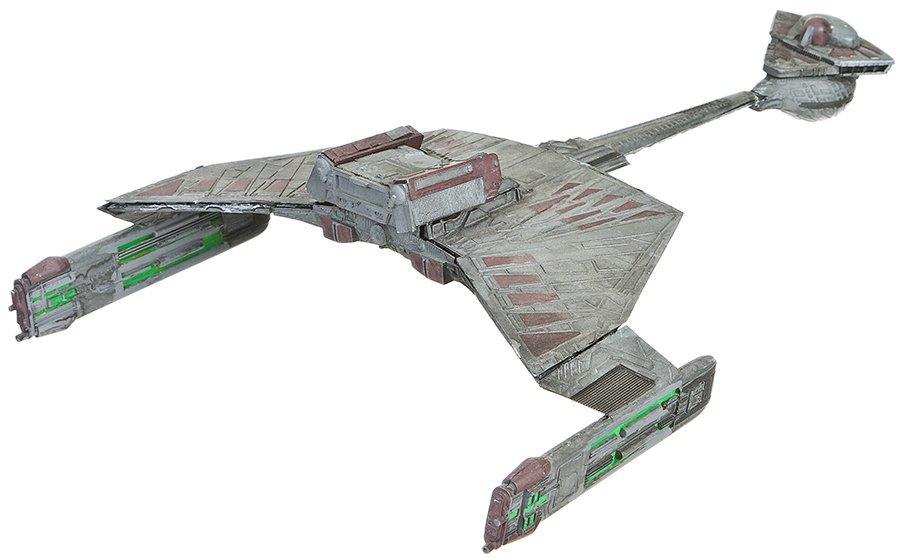 Star Trek: Deep Space Nine Klingon Battle Cruiser - 4