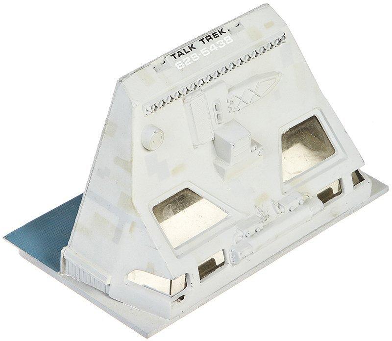 Star Trek Shuttle Pod Landing Bay Miniature