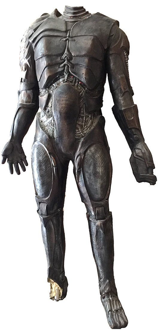 Star Trek: First Contact Full Sized Borg Mannequin