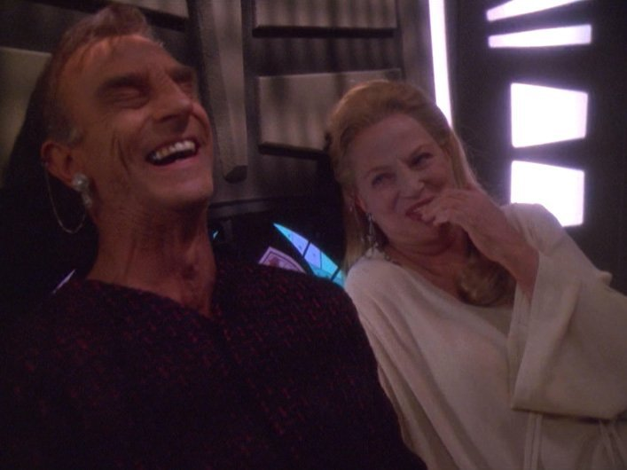 Star Trek: Deep Space Nine Dukat Bajoran Robe - 2