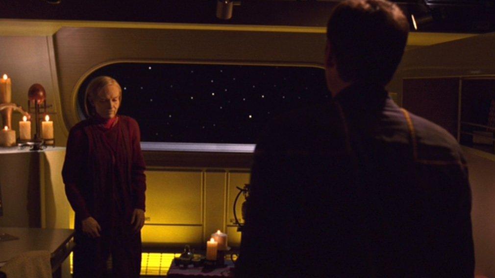 """Star Trek: Enterprise T'Pol """"Alternate Future"""" Costume - 2"""