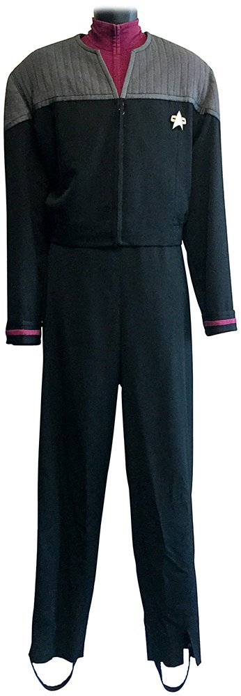 Star Trek: Deep Space Nine Sisko Starfleet Uniform