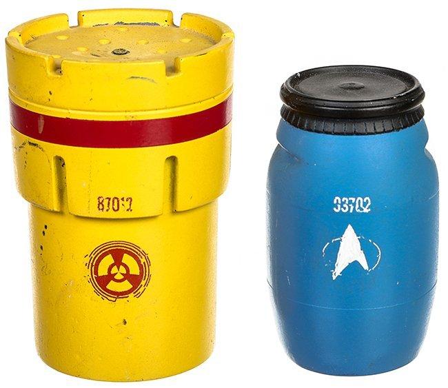 Star Trek: The Next Generation Miniature Cargo