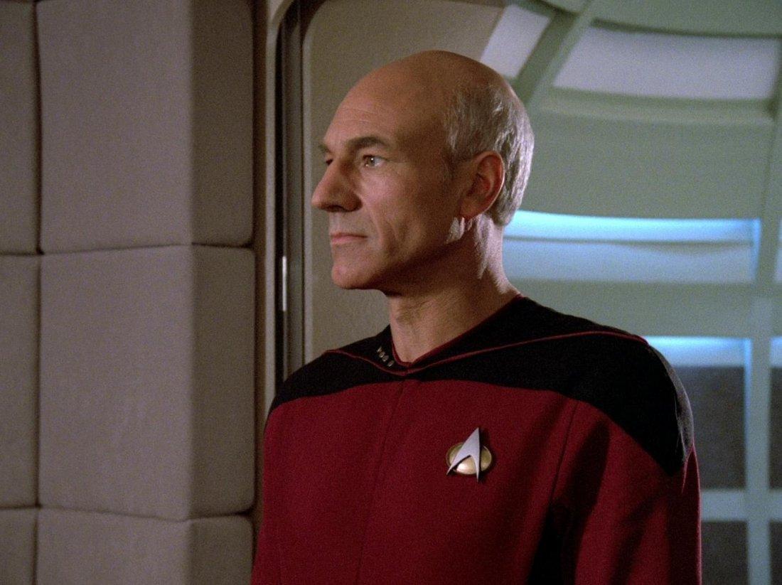 Star Trek: TNG Captain Picard Concept Illustration - 4