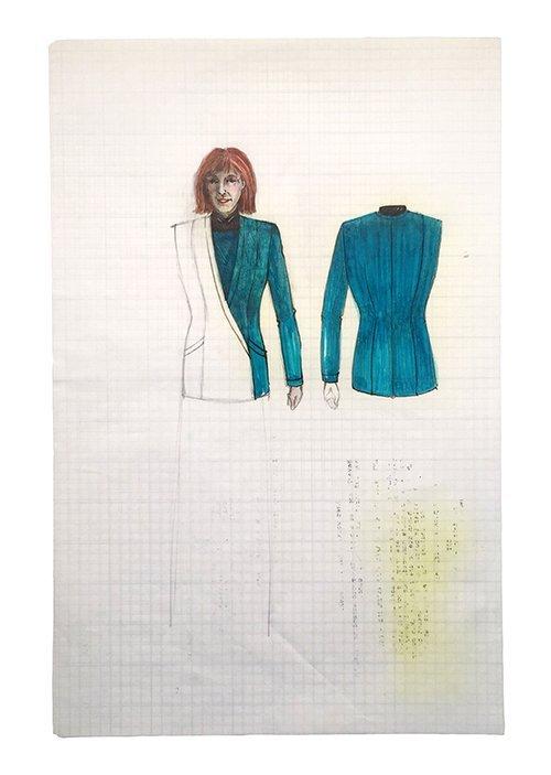 Star Trek: TNG Beverly Crusher Medical Jacket Concept
