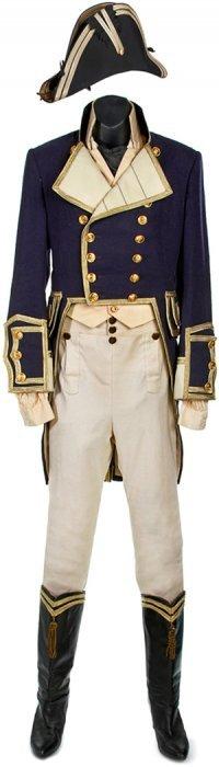 Star Trek: Generations Beverly Crusher Naval Uniform