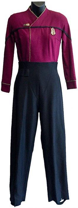 Star Trek: Voyager Admiral Janeway Starfleet Uniform