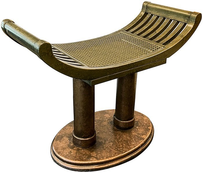 Star Trek: Nemesis Romulan Senate Stool #1