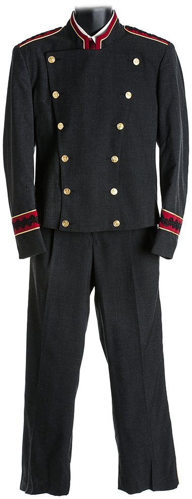 """LOST Jin's Hotel Doorman Costume from """"…And found"""""""