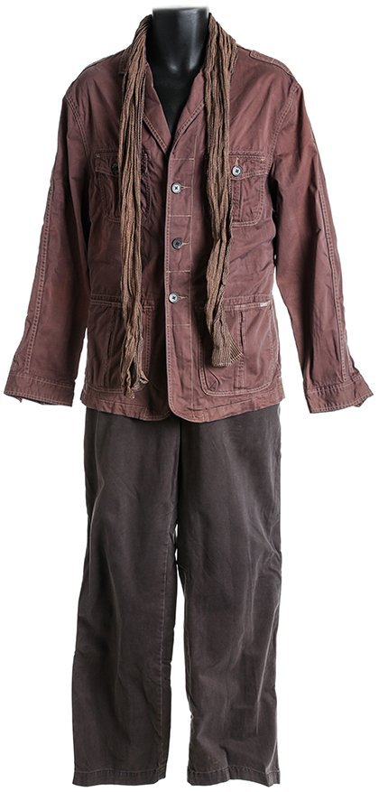 """LOST Charles Widmore Costume """"Dead is Dead"""""""