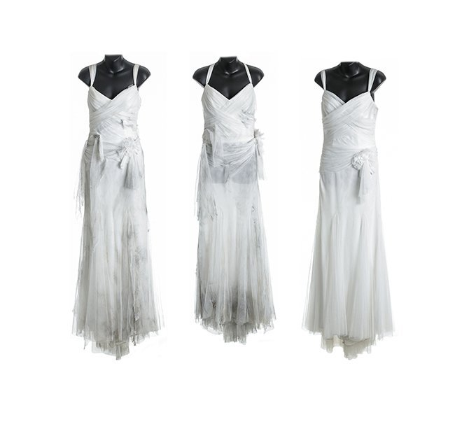 Warehouse 13 Amanda Jeri Ryan Wedding Dress Collection