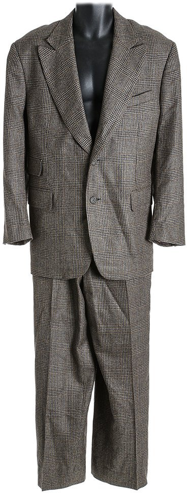 """Warehouse 13 """"Pete"""" Brown Suit from """"The Big Snag"""""""
