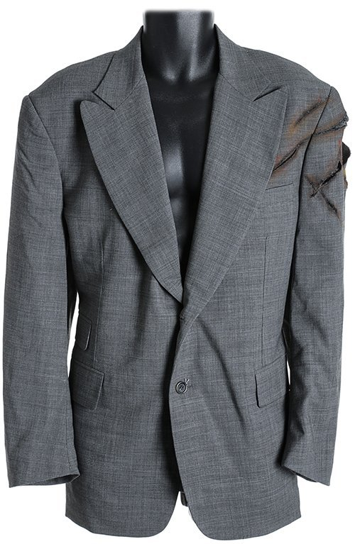 """Warehouse 13 """"Pete"""" Burnt Jacket from """"The Big Snag"""""""