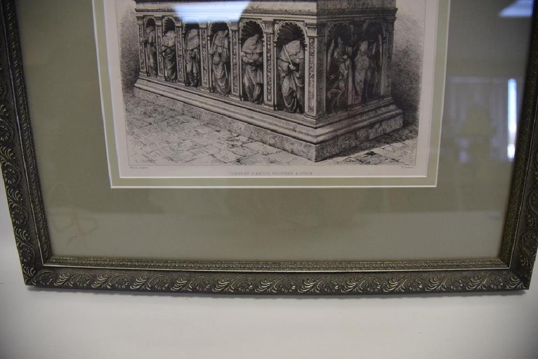 E. Sadoux's Tombeau D'Artus Gouffier A Oiron - 5