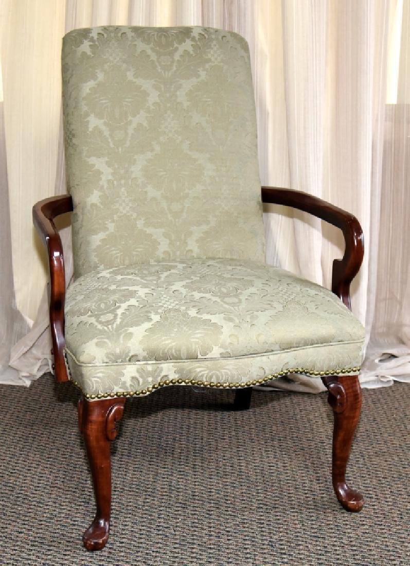 Hi-Back Open Arm Chair