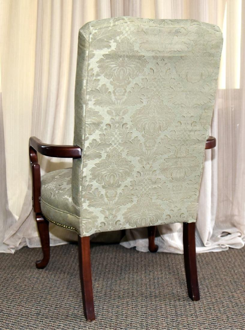 Hi-Back Open Arm Chair - 3