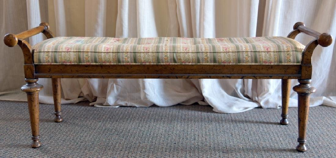Heritage Bed Bench